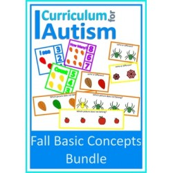 Fall Basic Concepts BUNDLE